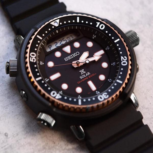 Мужские наручные часы SEIKO Prospex Arnie SNJ028P1 - Фото № 10