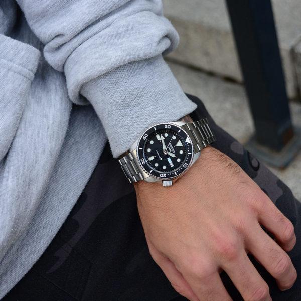 Мужские наручные часы SEIKO Seiko 5 Sports SRPD55K1 - Фото № 6