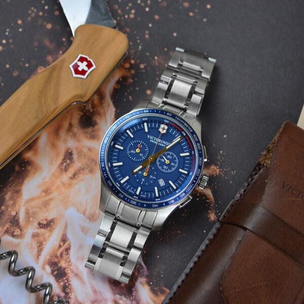 Мужские наручные часы VICTORINOX SWISS ARMY  V241817 - Фото № 9