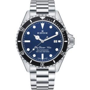 Часы Edox 80112 3NM BUI