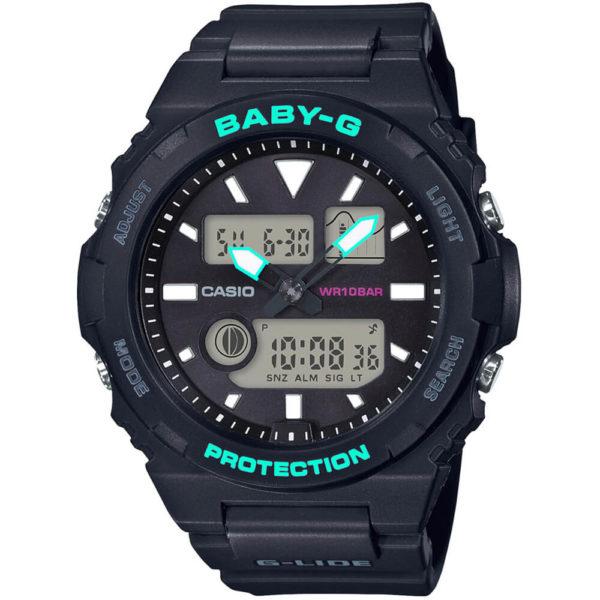 Женские наручные часы CASIO Baby-G BAX-100-1AER