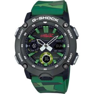Часы Casio GA-2000GZ-3AER