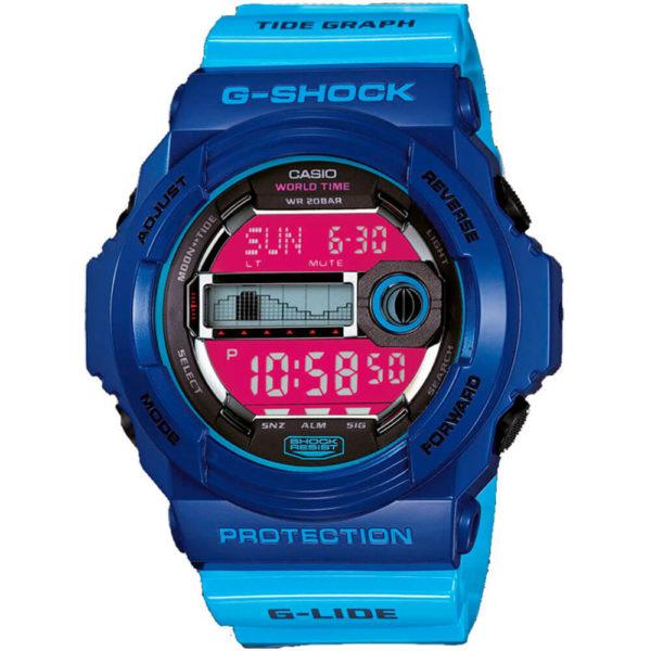 Мужские наручные часы CASIO G-Shock GLX-150-2ER