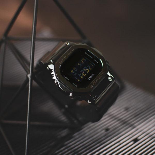 Мужские наручные часы CASIO G-Shock GM-5600B-1ER - Фото № 7