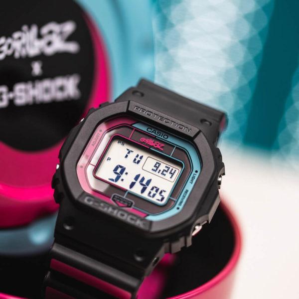 Мужские наручные часы CASIO G-Shock GW-B5600GZ-1ER - Фото № 8