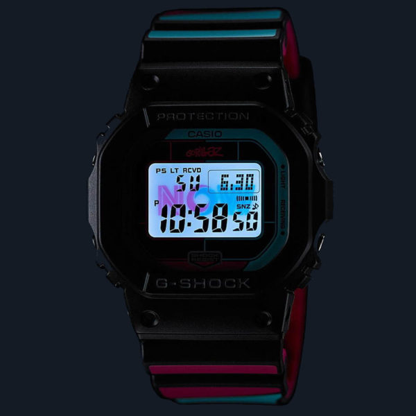 Мужские наручные часы CASIO G-Shock GW-B5600GZ-1ER - Фото № 7