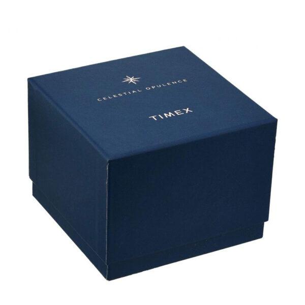 Женские наручные часы Timex CELESTIAL OPULENCE Tx2t86100 - Фото № 11