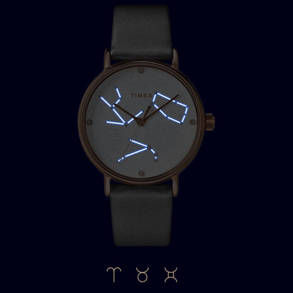 Женские наручные часы Timex CELESTIAL OPULENCE Tx2t87500 - Фото № 7