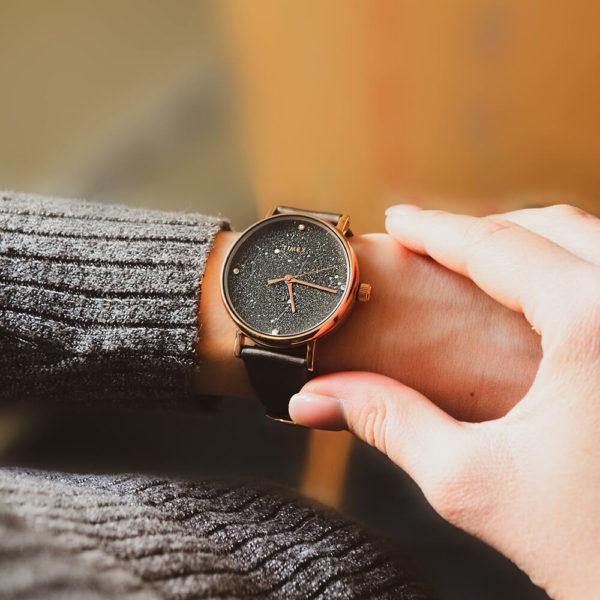 Женские наручные часы Timex CELESTIAL OPULENCE Tx2t87700 - Фото № 8