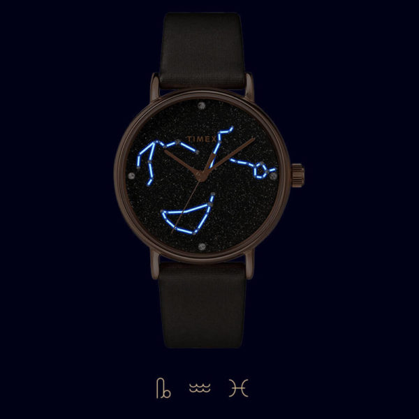 Женские наручные часы Timex CELESTIAL OPULENCE Tx2t87700 - Фото № 9