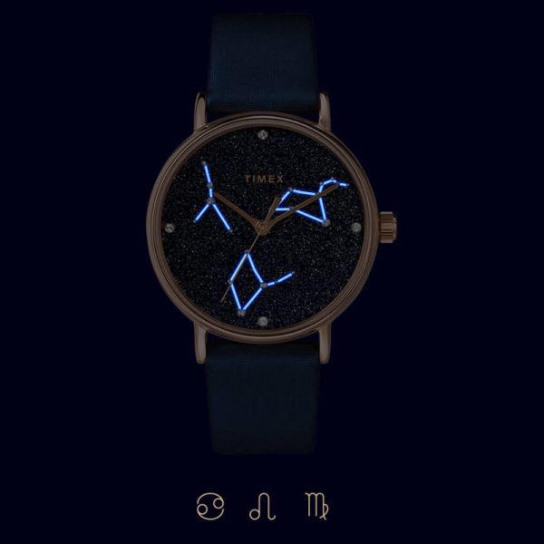 Женские наручные часы Timex CELESTIAL OPULENCE Tx2t87800 - Фото № 6