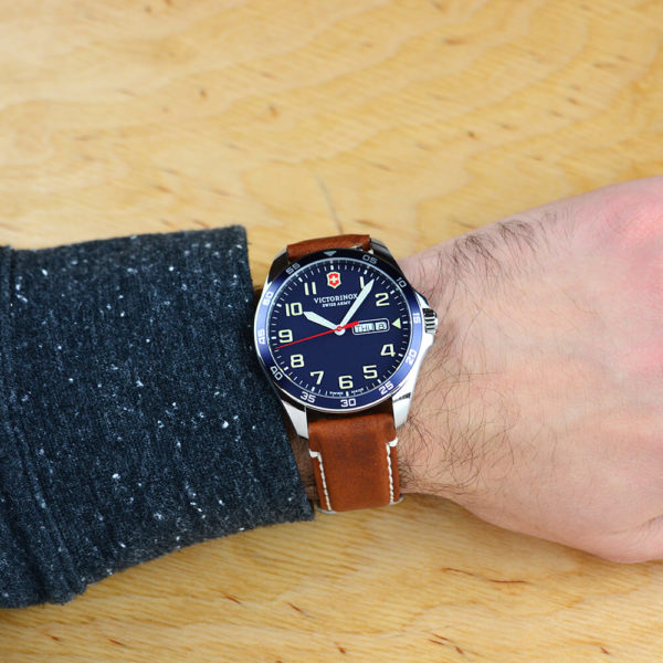 Мужские наручные часы VICTORINOX SWISS ARMY FIELDFORCE V241848