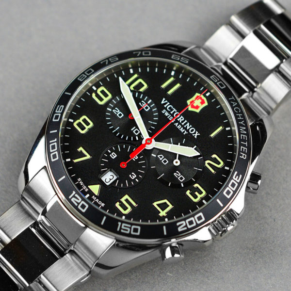Мужские наручные часы VICTORINOX SWISS ARMY FIELDFORCE V241855 - Фото № 10