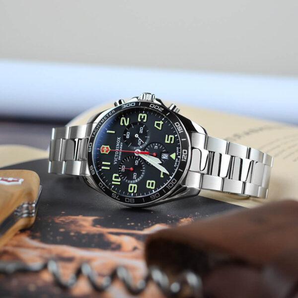 Мужские наручные часы VICTORINOX SWISS ARMY FIELDFORCE V241855 - Фото № 8