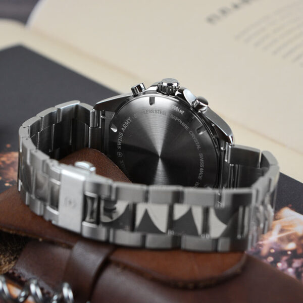 Мужские наручные часы VICTORINOX SWISS ARMY FIELDFORCE V241855 - Фото № 11