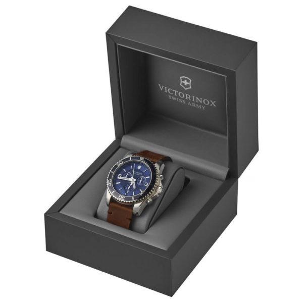 Мужские наручные часы VICTORINOX SWISS ARMY MAVERICK V241865 - Фото № 7