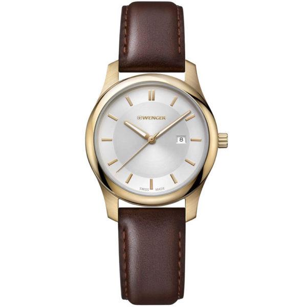 Женские наручные часы WENGER City Classic W01.1421.102