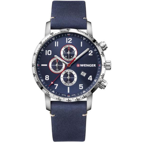 Мужские наручные часы WENGER Attitude W01.1543.109 - Фото № 4
