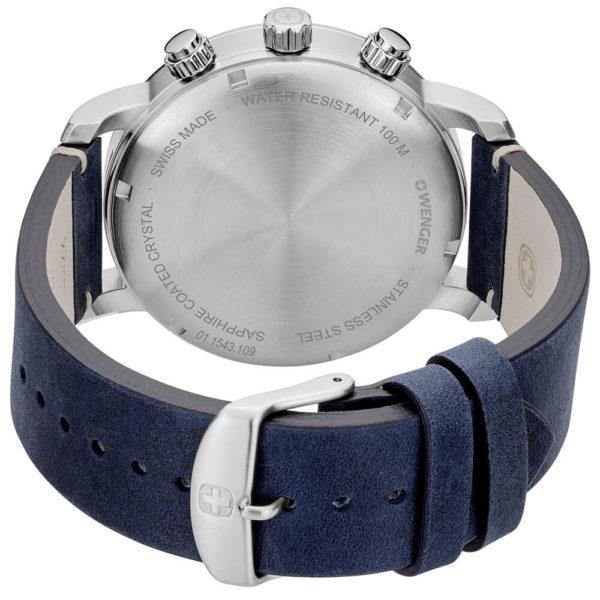 Мужские наручные часы WENGER Attitude W01.1543.109 - Фото № 7