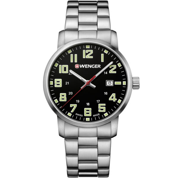 Мужские наручные часы WENGER Avenue W01.1641.111