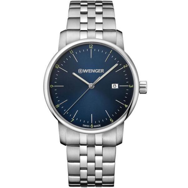 Мужские наручные часы WENGER Urban Classic W01.1741.123 - Фото № 4