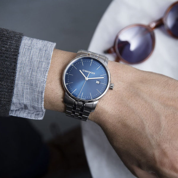 Мужские наручные часы WENGER Urban Classic W01.1741.123 - Фото № 6