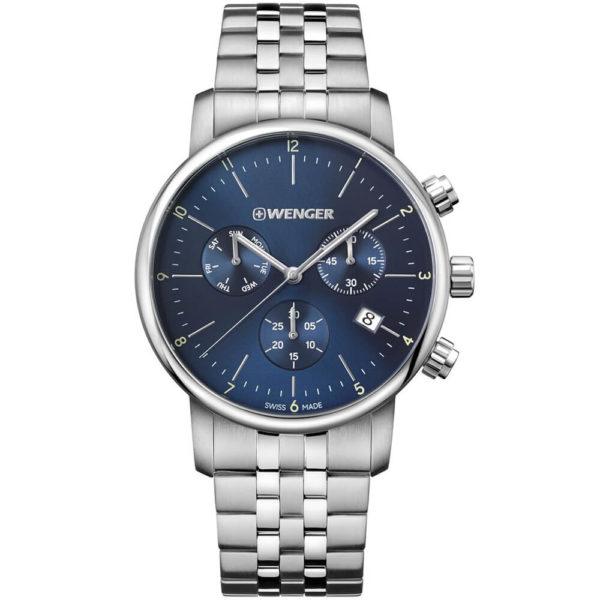 Мужские наручные часы WENGER Urban Classic W01.1743.105