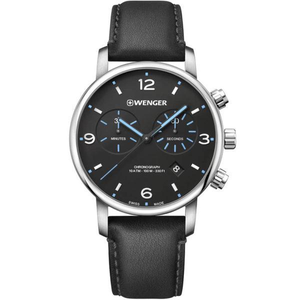 Мужские наручные часы WENGER Urban Metropolitan W01.1743.120