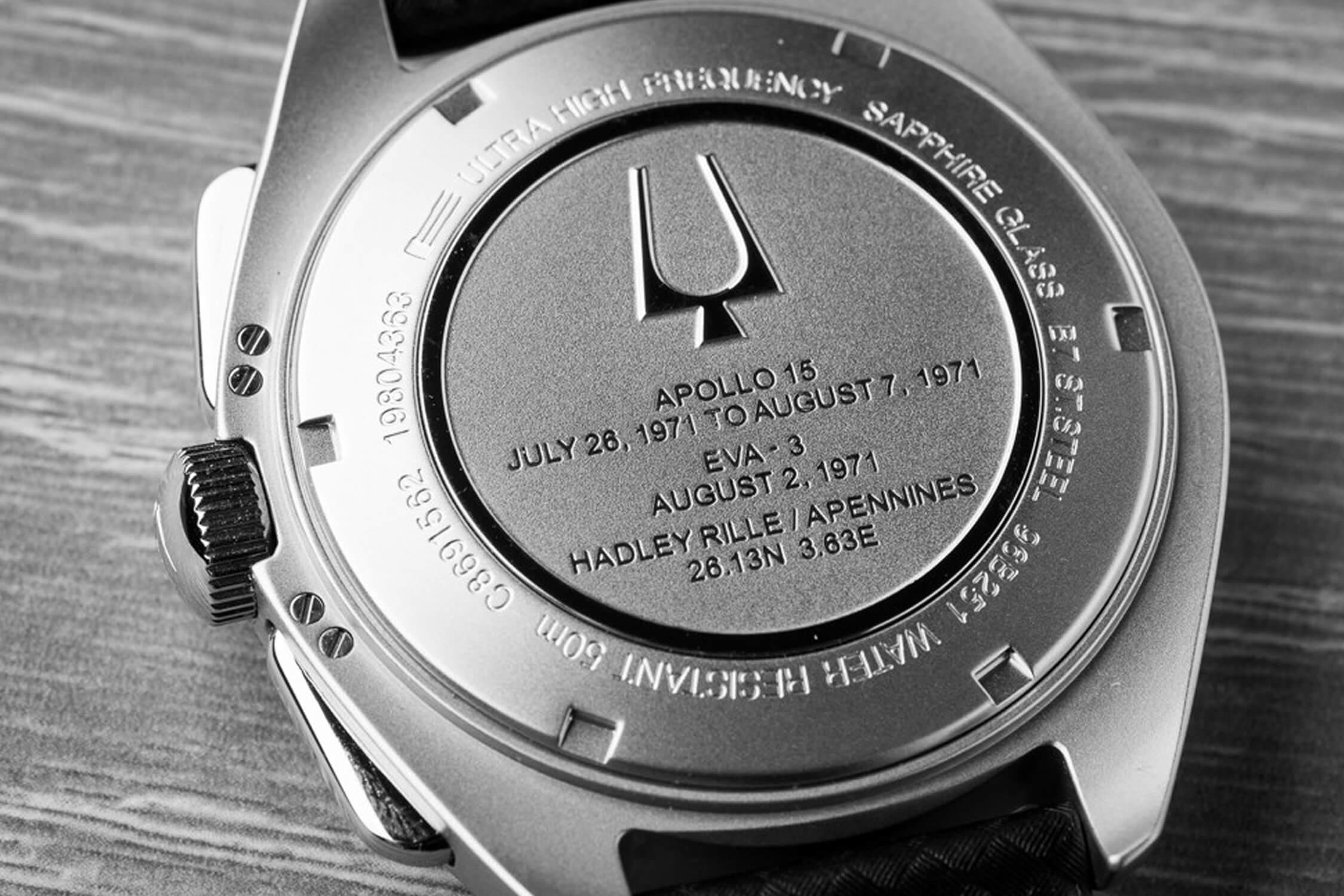 часы на луне