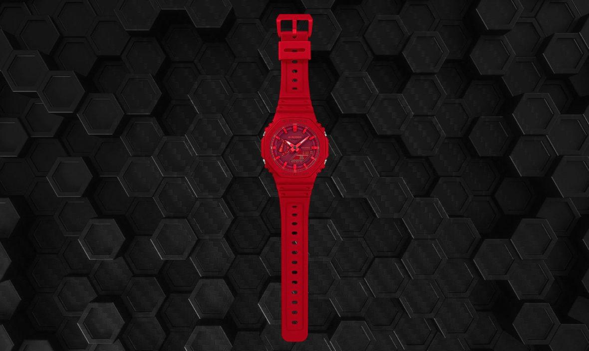 Часы CASIO G-Shock GA-2100-4AER