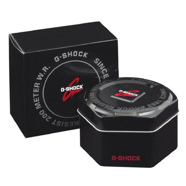 Мужские наручные часы CASIO G-Shock GM-5600B-1ER - Фото № 9