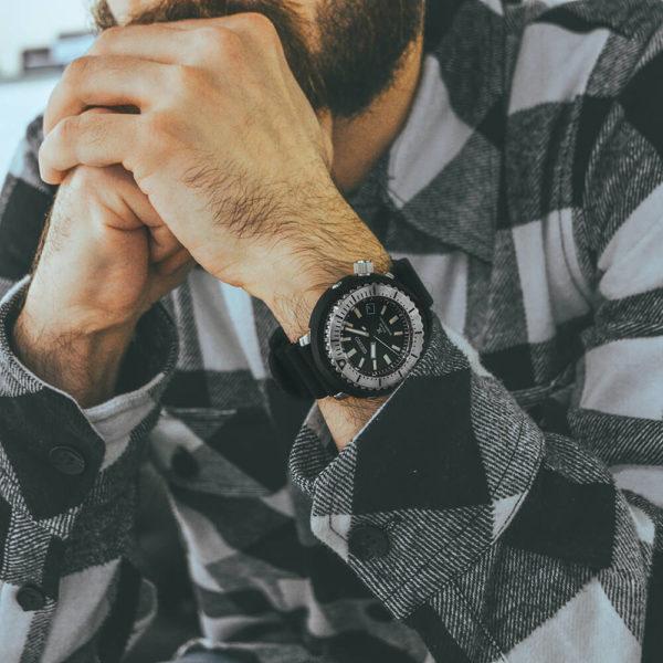 Мужские наручные часы SEIKO Prospex SNE541P1 - Фото № 7