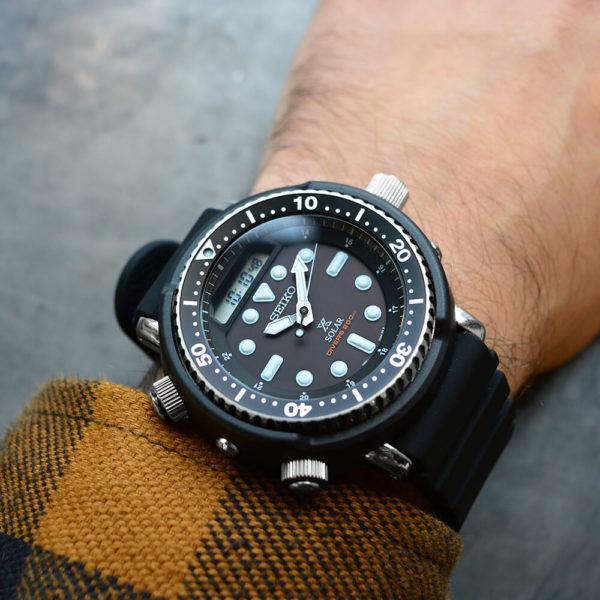 Мужские наручные часы SEIKO Prospex Arnie SNJ025P1 - Фото № 9