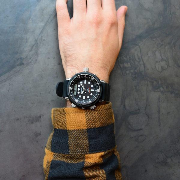 Мужские наручные часы SEIKO Prospex Arnie SNJ025P1 - Фото № 10