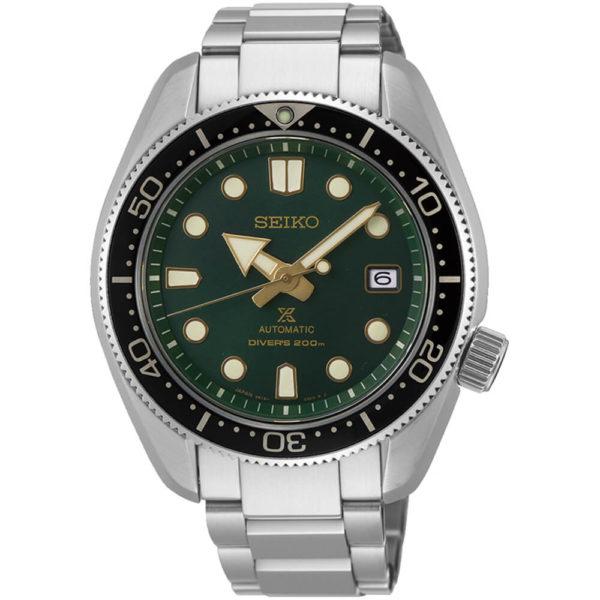 Мужские наручные часы SEIKO Prospex Green Sunset SPB105J1 - Фото № 7