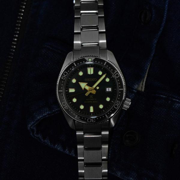 Мужские наручные часы SEIKO Prospex Green Sunset SPB105J1 - Фото № 13