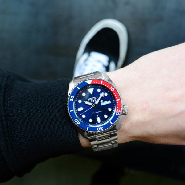 Мужские наручные часы SEIKO Seiko 5 Sports SRPD53K1 - Фото № 7