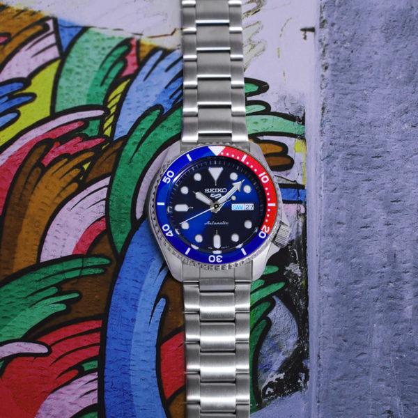 Мужские наручные часы SEIKO Seiko 5 Sports SRPD53K1 - Фото № 8