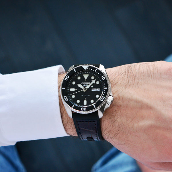 Мужские наручные часы SEIKO Seiko 5 SRPD55K2 - Фото № 8