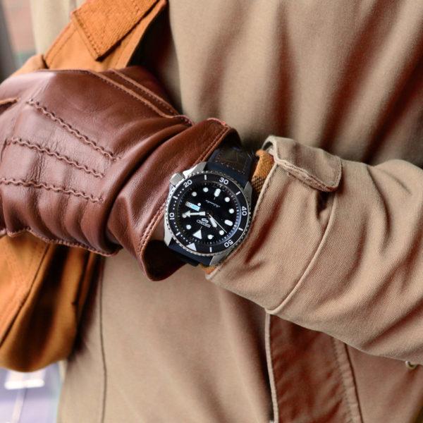 Мужские наручные часы SEIKO Seiko 5 SRPD55K2 - Фото № 9