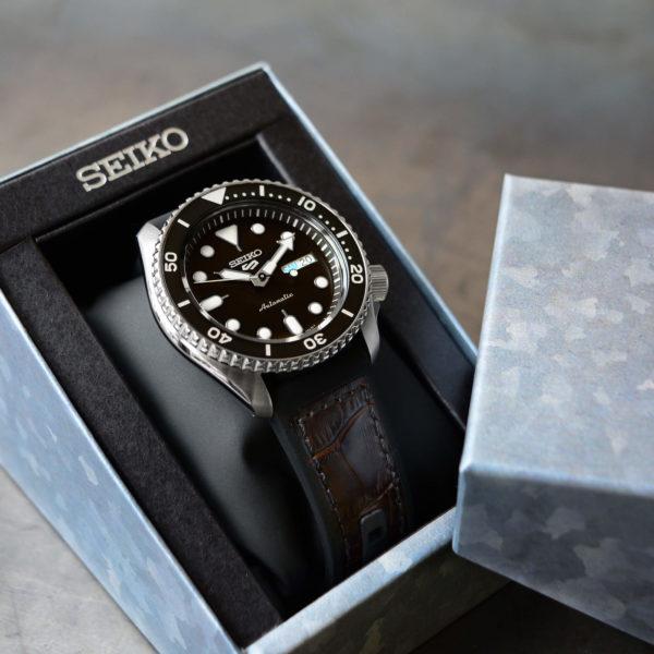 Мужские наручные часы SEIKO Seiko 5 SRPD55K2 - Фото № 10