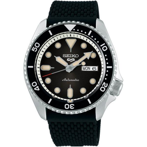Мужские наручные часы SEIKO Seiko 5 Suits SRPD73K2 - Фото № 5
