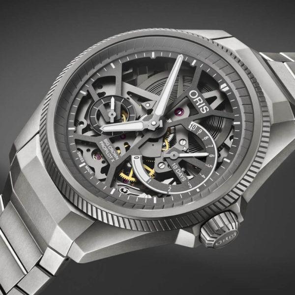 Мужские наручные часы ORIS BIG CROWN 01 115 7759 7153-Set7 22 01TLC - Фото № 6
