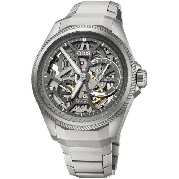 Мужские наручные часы ORIS BIG CROWN 01 115 7759 7153-Set7 22 01TLC - Фото № 4