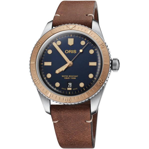 Мужские наручные часы ORIS DIVERS 01 733 7707 4355-07 5 20 45 - Фото № 5