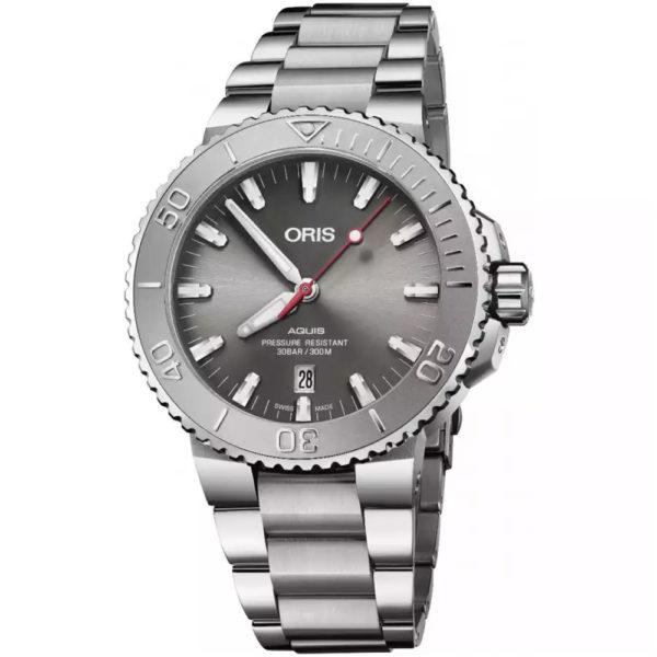 Мужские наручные часы ORIS AQUIS 01 733 7730 4153-07 8 24 05PEB