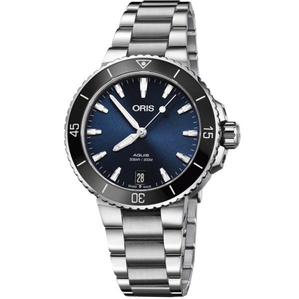 Женские наручные часы ORIS AQUIS 01 733 7731 4135-07 8 18 05P