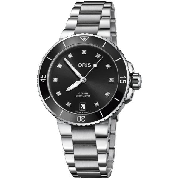 Женские наручные часы ORIS AQUIS 01 733 7731 4194-07 8 18 05P