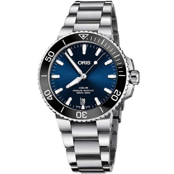 Мужские наручные часы ORIS AQUIS 01 733 7732 4135-07 8 21 05PEB