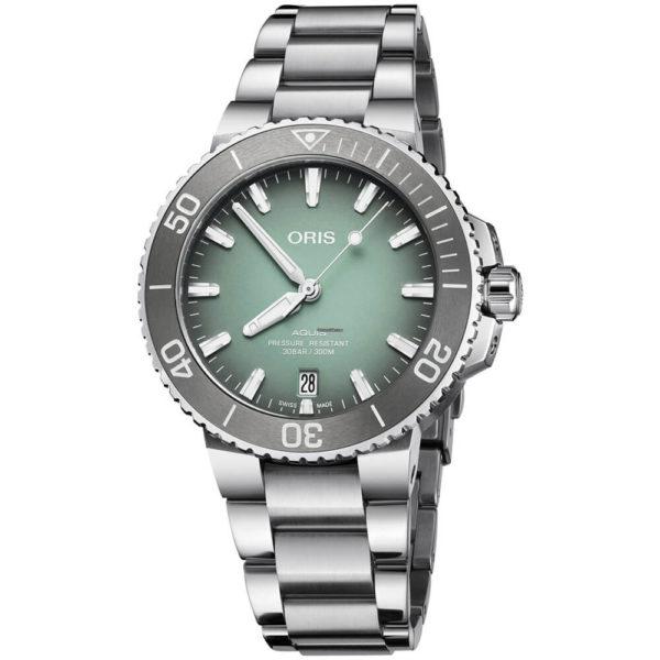 Мужские наручные часы ORIS AQUIS 01 733 7732 4137-07 8 21 05PEB - Фото № 4
